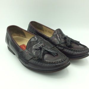 Cole Haan City leather tassel  dress casual shoes